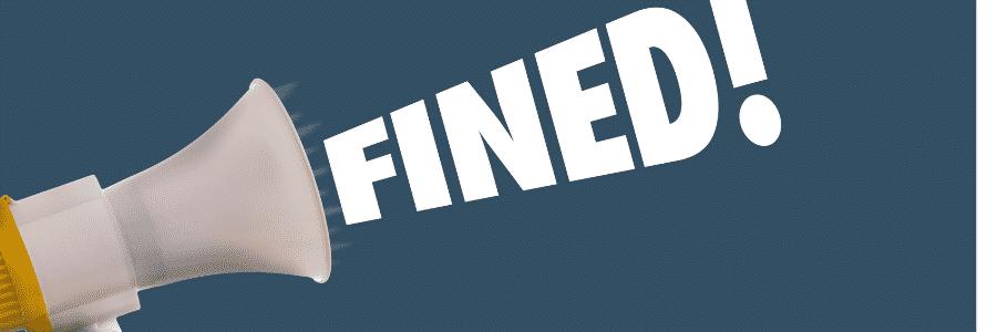 sweden gambling regulator fines operators